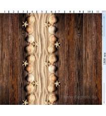 PVC панел за под Морски звезди 3D ефект