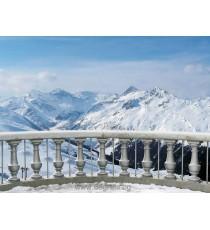 Фототапет Панорама в планината