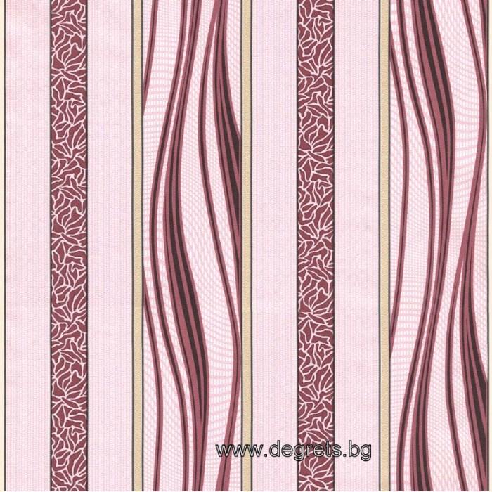 Тапет хартиен Прима розов