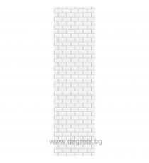 PVC ламперия Велия-Арно фон 3D ефект