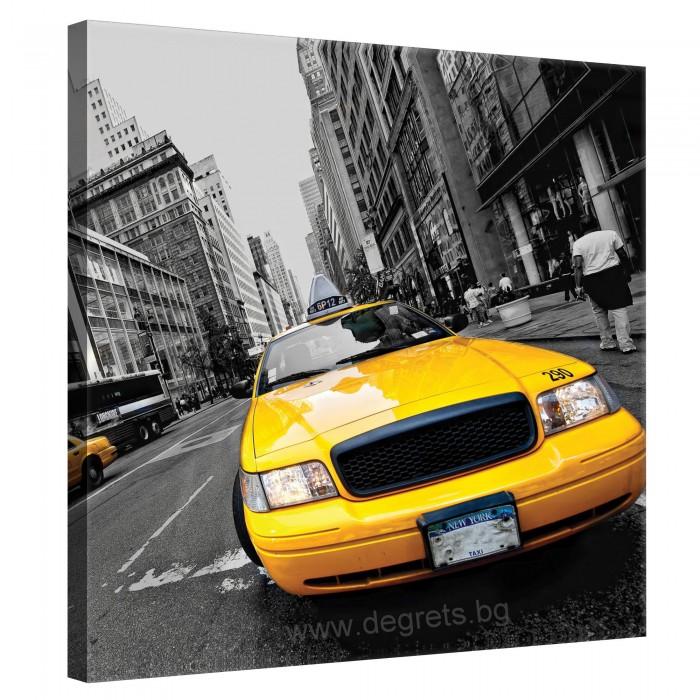 Картина Канава Такси 2 М