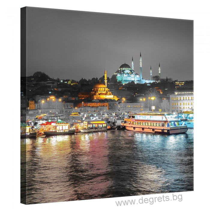 Картина Канава Истанбул 3
