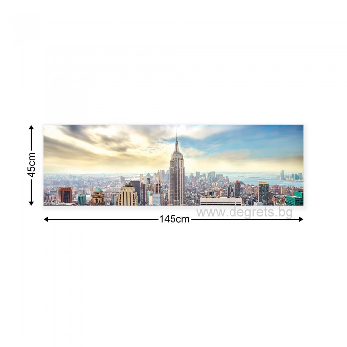 Картина Канава Ню Йорк 1 XL