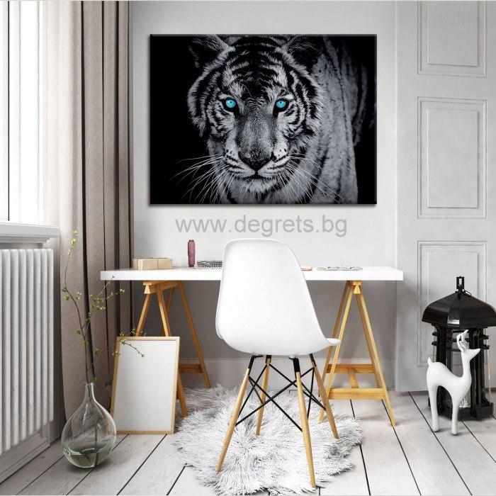 Картина Канава Тигър 1 3D