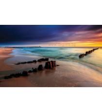 Фототапет  Изгрев в морето