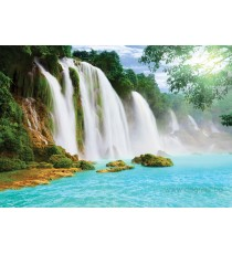 Фототапет Райски водопад 2 3D L