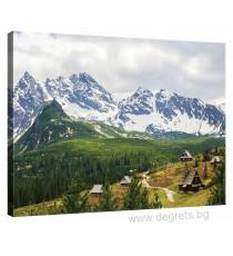 Картина Канава Алпи