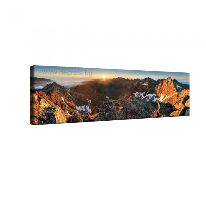 Картина Канава Планини 1