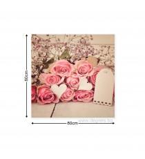 Картина Канава Рози романс