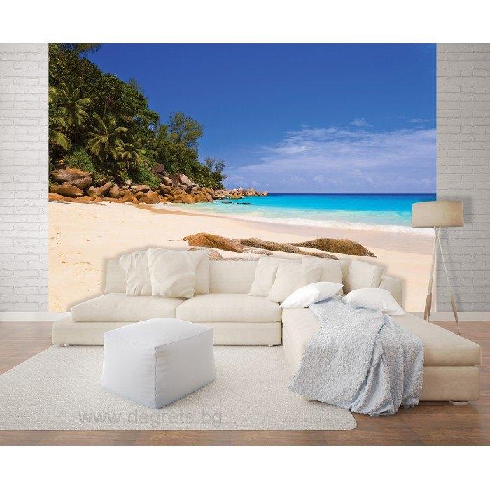 Фототапет Екзотичен плаж