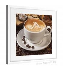 Картина Канава Сутрешно кафе