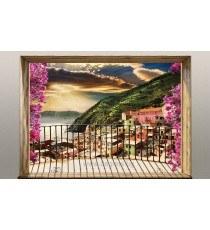 Фототапет Панорамна гледка 4 3D