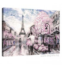 Картина Канава Париж арт 1 S