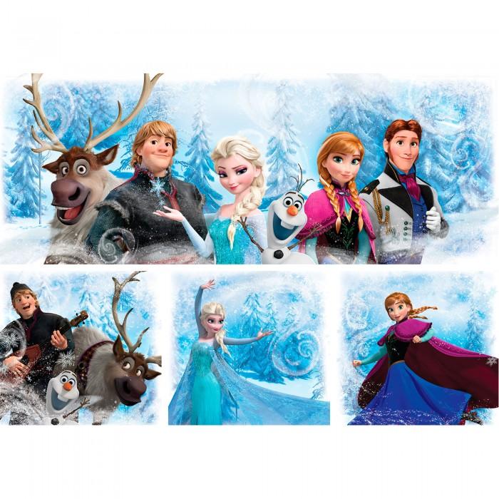 Картина Канава Замръзналото кралство 7 Сет 4 части