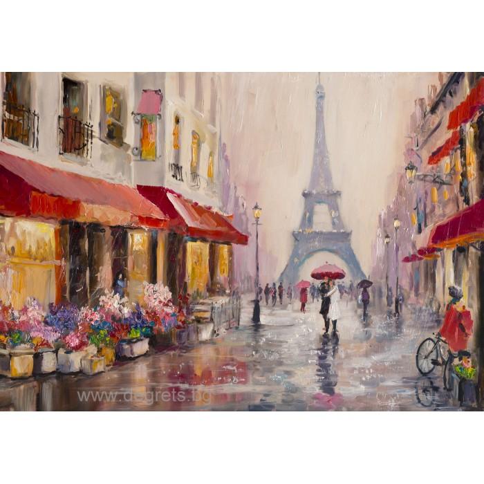 Фототапет Париж арт 2