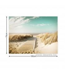 Картина Канава Плаж 1