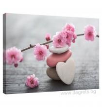 Картина Канава Пролетен цвят 1 L