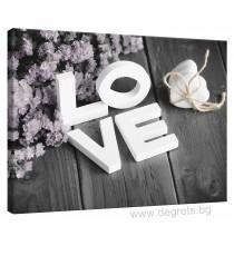 Картина Канава Любов 1