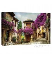 Картина Канава Старият град S