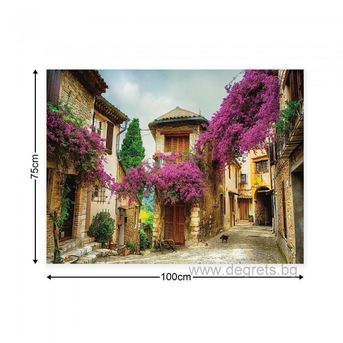 Картина Канава Старият град L