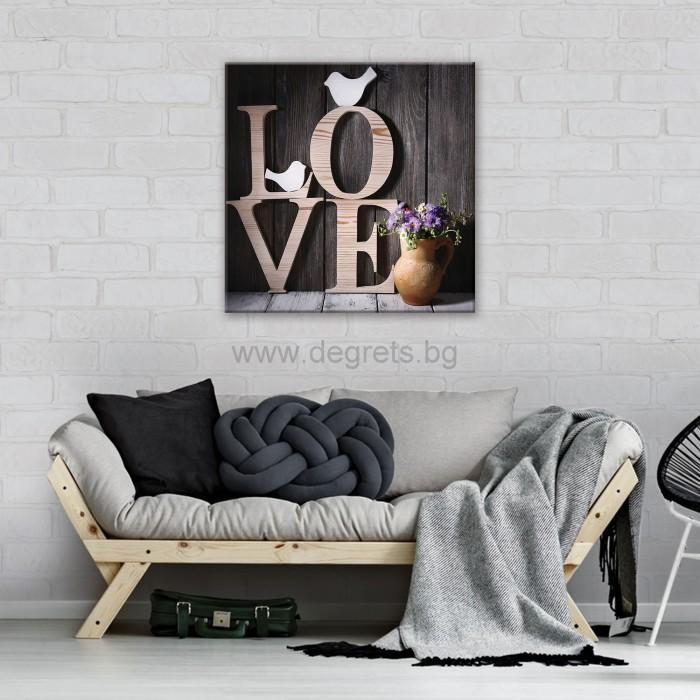 Картина Канава Любов 2