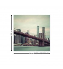 Картина Канава Бруклински мост 1 М