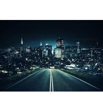 Фототапет Нощно пътуване XL