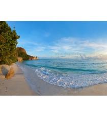 Фототапет Екзотичен залив 3D