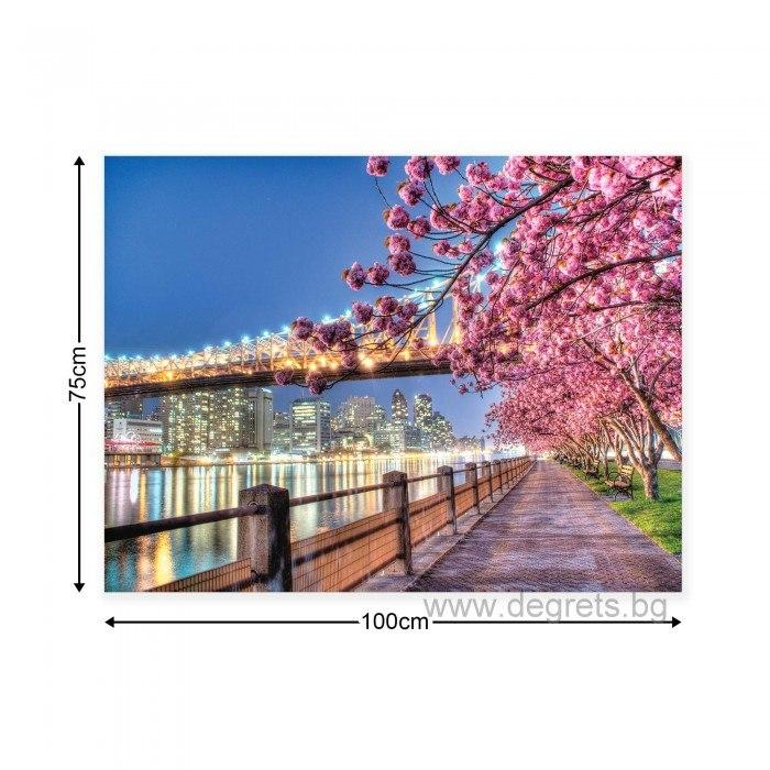 Картина Канава Розова алея