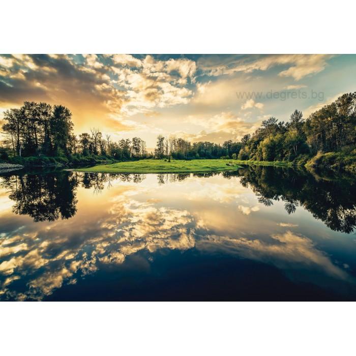 Фототапет Горски пейзаж L
