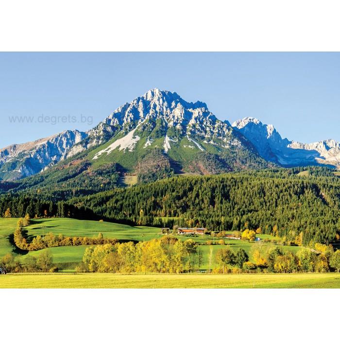 Фототапет Планински пейзаж 2