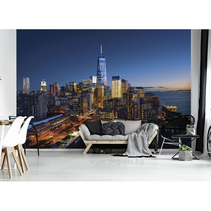 Фототапет Градска панорама
