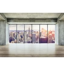 Фототапет Ню Йорк панорама 3