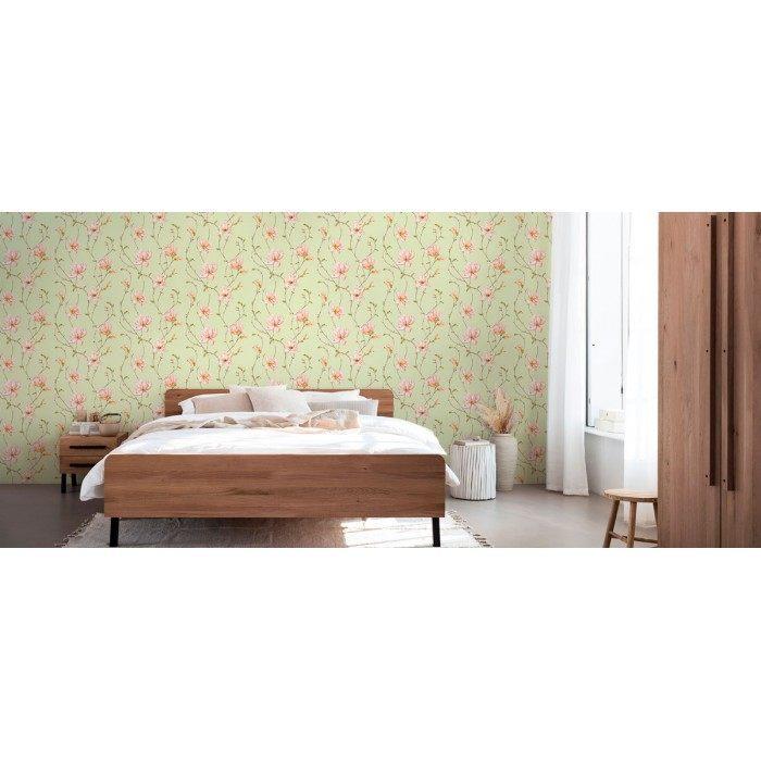 Тапет хартиен Мечта зелен