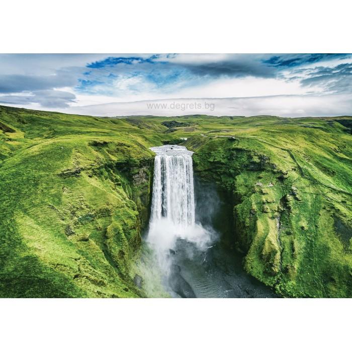 Фототапет Водопад 3 L