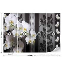 Фототапет Орхидея елегант 1 3D XL