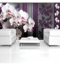 Фототапет Орхидея елегант 2 3D L
