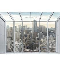 Фототапет Мегаполис - панорама 2 XL