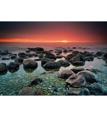 Фототапет Залез в морето 1