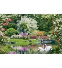 Фототапет Пролетен парк