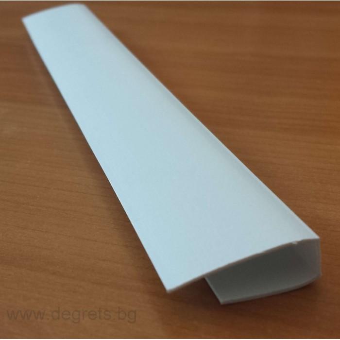 PVC профил стартов бял 3 метра 9 мм