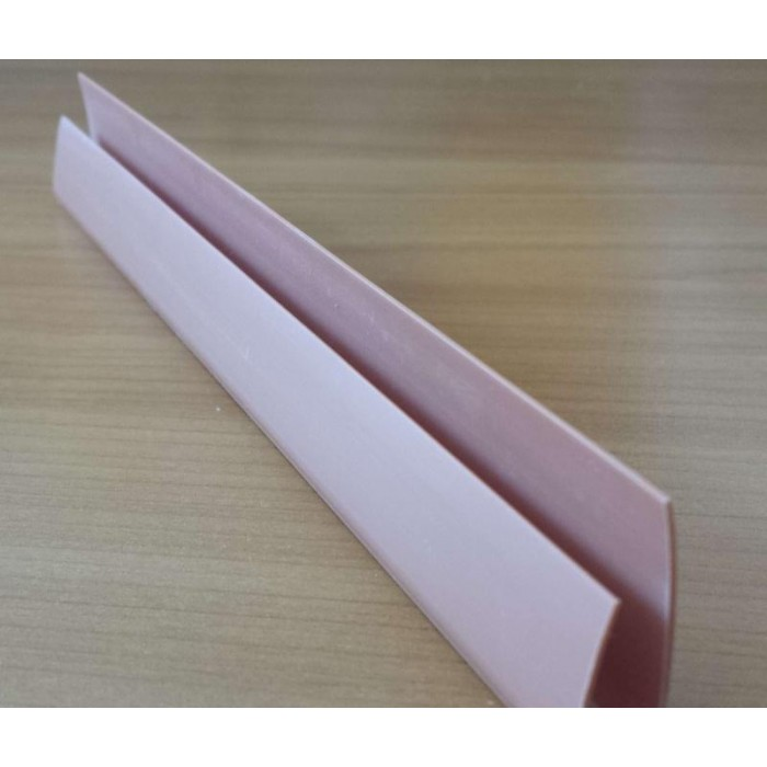 PVC профил стартов бежов 3 метра