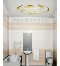 PVC ламперия Валс декор 3D ефект