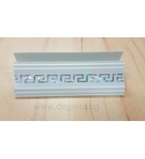 PVC профил декоративен Версаче 3 метра