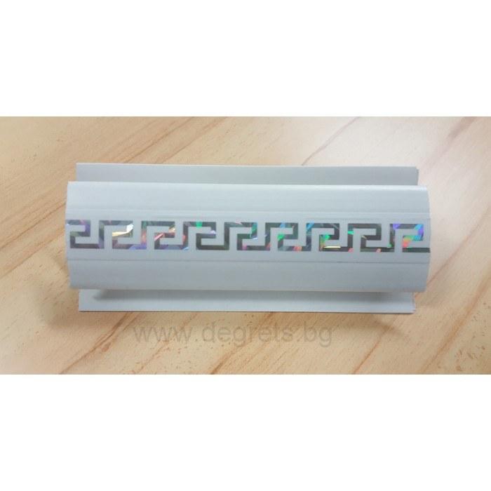 PVC профил съединителен Версаче 3 метра
