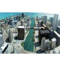 Фототапет Чикаго L