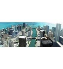 Фототапет флис Чикаго S
