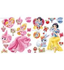 Стикер Дисни Принцеси 1, 2 бр, 65x45см