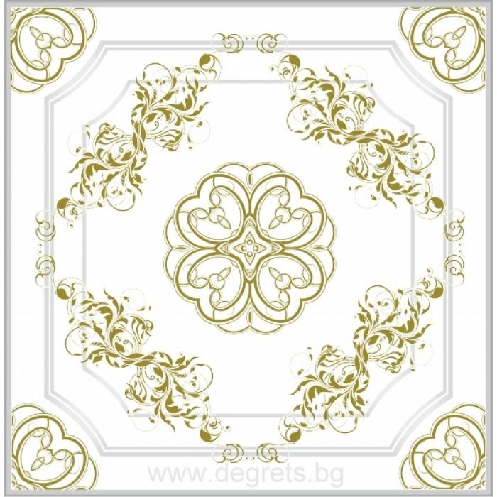 Таванска плоскост 50/50 номер 15-019 злато