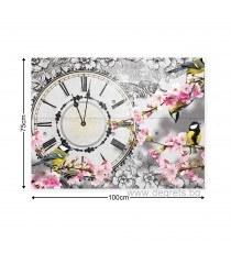 Картина Канава Часовник L